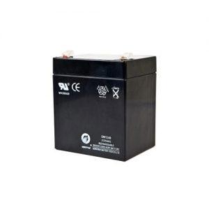 Elektrische hekopener backup accu