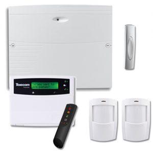 Texecom Kit 12-W met SmartKey