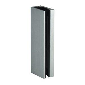 UBKU Kit voor bevestiging van ankerplaat op glazen deur