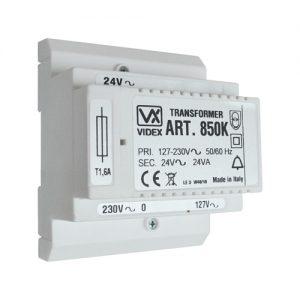 Videx 850K trafo/stroomvoorziening voor 6-draads systemen