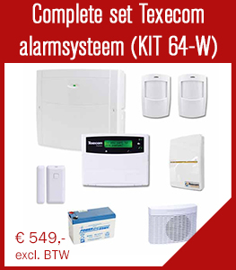 Texecom Kit 12-W